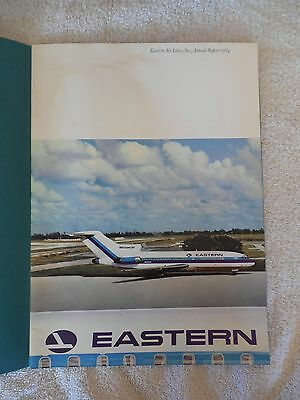 Vintage Eastern Airlines Inc. Annual Report 1964 Financials