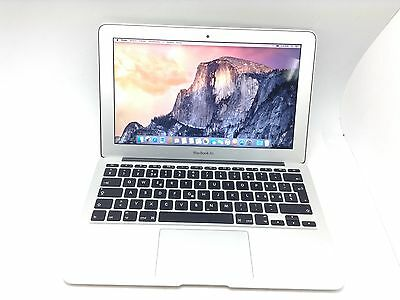"Apple Macbook Air Core I5 1.6 11 (2015) (A1465) 4Gb 250Gb Hdd 13.3"" I5 1650703"