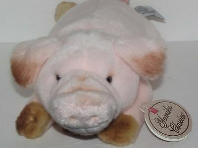 Yomiko Classics Russ Yorkshire Pig Piglet Super Cute Adorable Plush