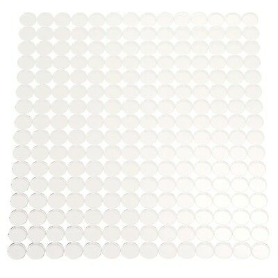 InterDesign Orbz Kitchen Sink Protector Mat Clear Regular