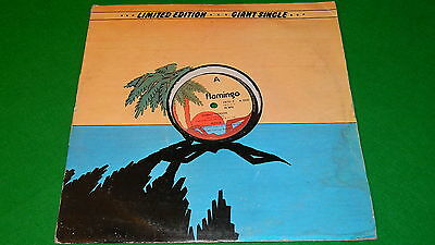 """MIRAGE : Summer Grooves - Original 1980 Limited Edition 12"""" single EX/NM"""