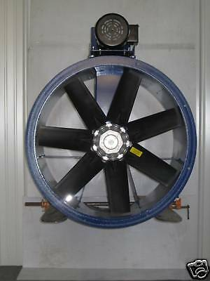 """16"""" Dia. Tube Axial Exhaust Fan/Great For Spray Booths"""