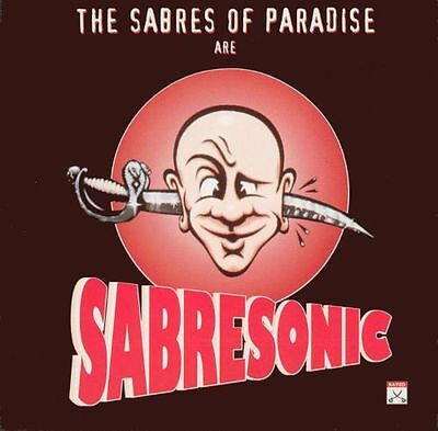The Sabres of Paradise - Sabresonic Vinyl Lp - Near mint