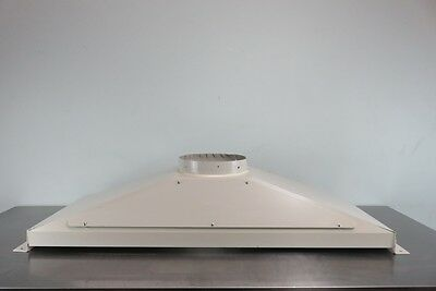 Labconco Logic 6ft Hood Scoop Duct with Warranty