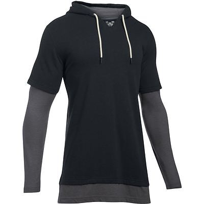 Under Armour 2017 Coldgear Ali 2 in 1 Hoody Mens Sports Charged Cotton Hoodie