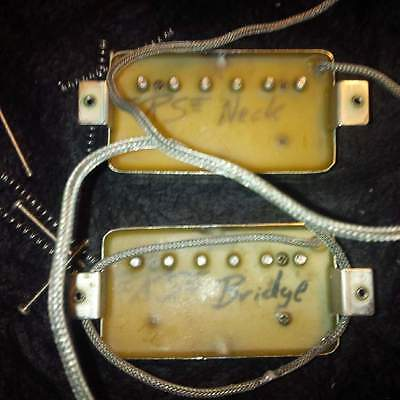 Lindy Fralin RS Humbucker / True `60 PAF (Tom Holmes Style)
