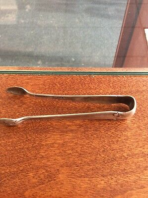 Tiffany and Co. Sterling Silver Sugar Cube Tongs