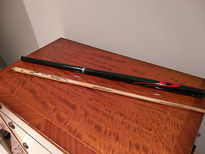 *New* Jimmy White - Autographed / Hand Signed Snooker Cue
