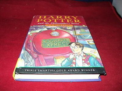 Harry Potter and the philosopher's stone First Published by Bloomsbury 27th stic
