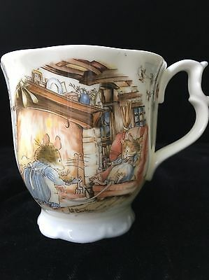 "Royal Doulton  ""Brambly Hedge"" WINTER Beaker"