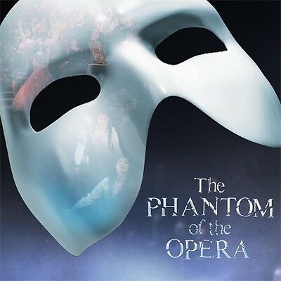 2 X Phantom Of The Opera Tickets in Stalls And Hotel (Amba Charing Cross)