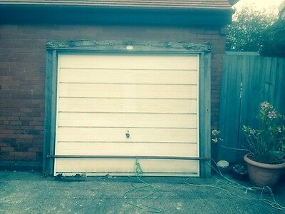 Garage Door 89 Inches Wide 77 Inches High