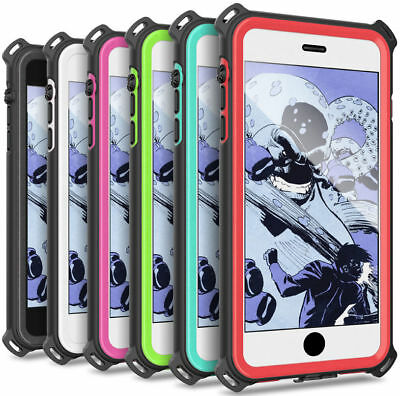 For iPhone 7 Plus / 8 Plus Case | Ghostek NAUTICAL Waterproof Protective Cover