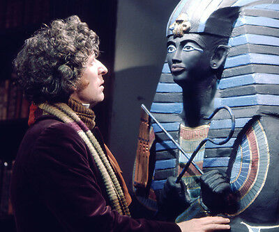 Tom Baker UNSIGNED photo - H2531 - Doctor Who
