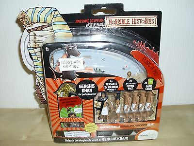 Horrible Histories Awesome Egyptian Battle Pack