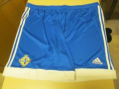 Northern Ireland  ( Away ) Shorts (Adidas) Size 2Xl - Xxl ( New With Tags )