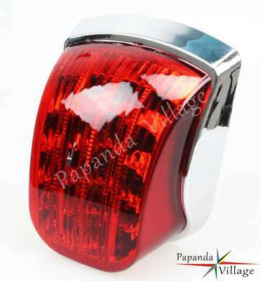 LED Tail Brake Running Light Lamp Taillight Flasher For Vespa P & PX LML Star