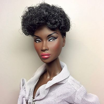Fashion Royalty Fr2 Timeless Adele Nude Aa 12' Doll