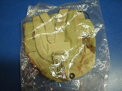 Molle Ii Desert 1 Quart Canteen Cover New In Wrapper