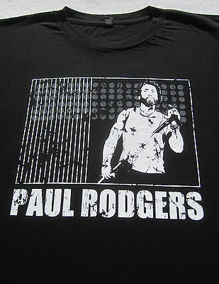 PAUL RODGERS 2011 UK tour LARGE concert T-SHIRT queen