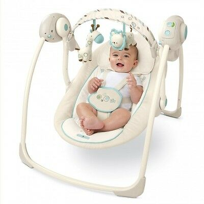 Bright Starts Comfort and Harmony Portable Swing (USED in BOX)