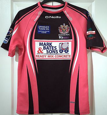 Oldham Rugby League Full Match Away Kit