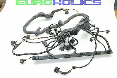 bmw e39 528i oem complete engine wiring harness dme egs oe bmw e39 528i 99 00 main engine wiring harness loom 12511439175 uncut