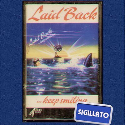 "Laid Back "" Keep Smiling "" Musicassetta Sigillata Mc (K7)"
