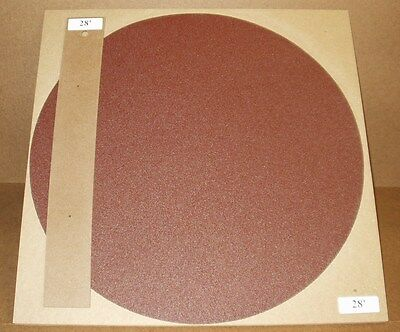 Luthier's 15' contoured radius dish/disk WITH MATCHING ABRASIVE !!