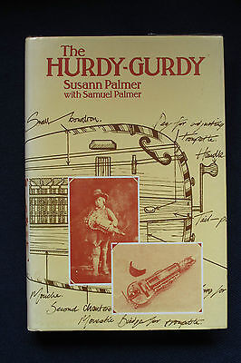 Rare  1980 Hurdy Gurdy Book by Susann & Sam Palmer.  Awesome book, the best :)