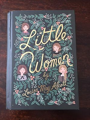 Little Women (Puffin In Bloom) By Louisa May Alcott Hardcover Book