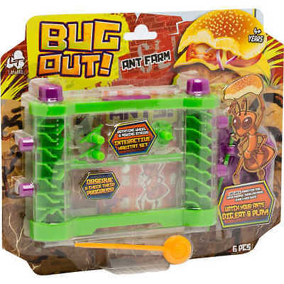 NEW Bug Out Ant Farm