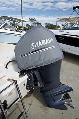 Yamaha 4.2L V6 F225 F250 F300 Offshore Deluxe Outboard Motor Cowling Cover - MAR