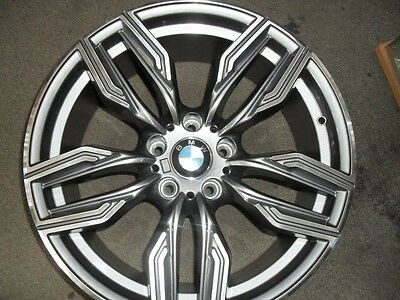 """Set Of 4 Staggered 19"""" Bmw M3 Style Wheels Suit Most Bmw"""