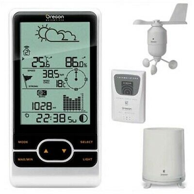 Oregon Scientific WMR86N Pro Weather Station with GEN OREGON WARR
