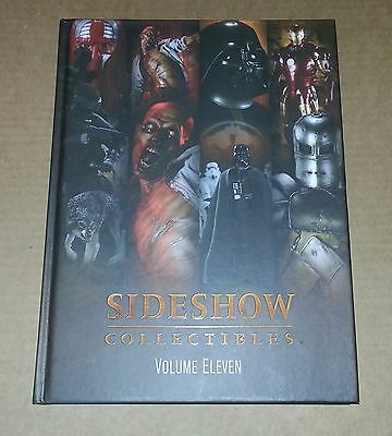 SIDESHOW Collectibles Volume Eleven HARDCOVER Premium Format Sixth Scale Figure