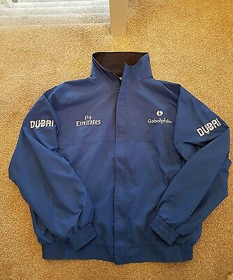 Godolphin Dubai World Cup Jacket 2006 - Large - ULTRA RARE - Electrocutionist