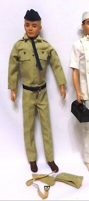 Vintage 1963-65 KEN Outfit #797 ARMY & AIR FORCE
