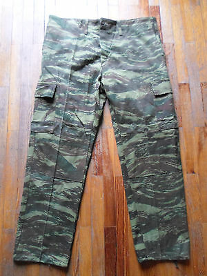 NEW french army foreign legion lizard camo combat fatigues pants trousers M R 34