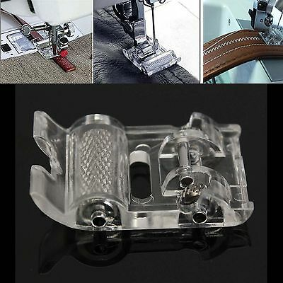 New Roller Foot Sewing Machine Feet Snap On Fit For Brother Toyota Singer Janome
