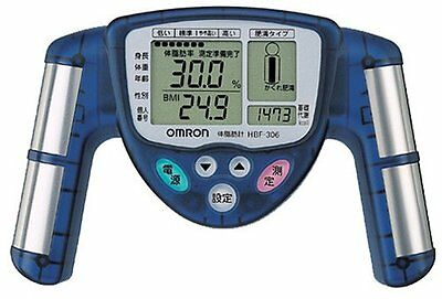 omron body scan monitor Japan import