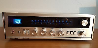 Monarch model 5300 sintoamplificatore stereo vintage