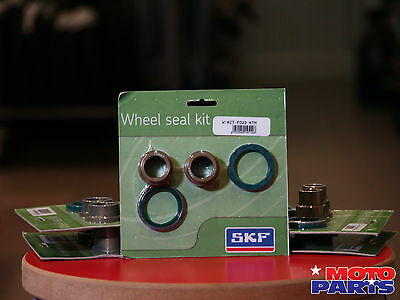 SKF FRONT - Wheel Seals with spacers - KTM/Husqvarna 2015-2016 (F023)