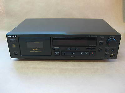 Sony Vintage Stereo Cassette Deck TC-K570 ~ Working ~ Good condition ~ c.1991