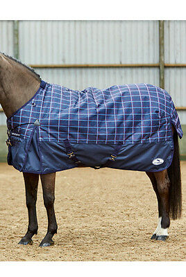 John Whitaker – Chiserley Check 200g Turnout Rug