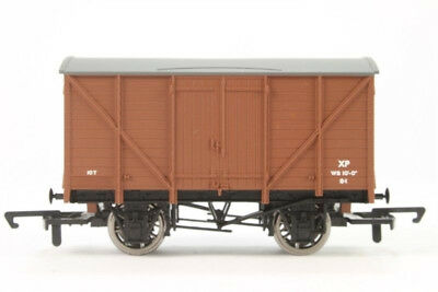 Hornby BR 10t Ventilated Box Freight Wagon OO Gauge 1:76 Scale TO CLEAR