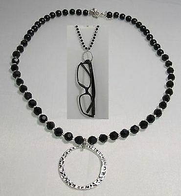 Eyeglass Reading Glasses Sunglasses Spectacles Holder Necklace Cord Chain Strap