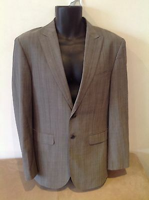 Mens Grey Suit by Country Road size 38 ..2 button....