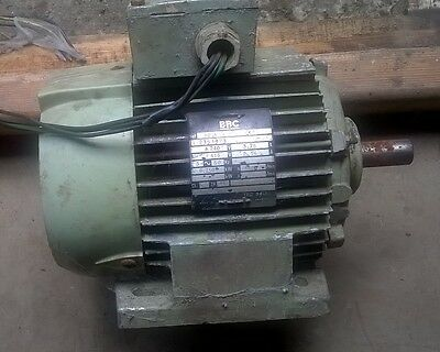 Brow Bovery Company 3 phase Electric Motor