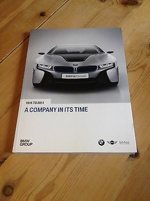 BMW A Company In Its Time 1916 To 2011